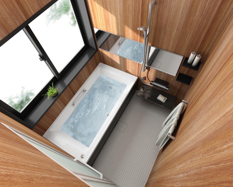 岡山の風呂リフォーム 株式会社建築工房いづき